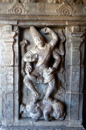 Shiva - Mallikarjuna Temple, Pattadakal