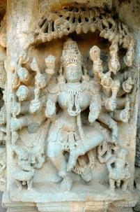 22 Handed Durga
