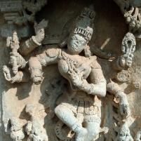 Sarasvati Dancing