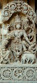 Durga Killinh Mahishasura