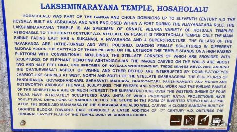 Temple details