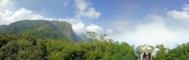 Seeku Parai view point - Kolli Hills