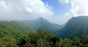 Valappurnadu viewpoint - Kolli Hills